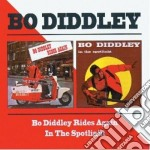 Bo Diddley - Bo Diddley Rides Again / In The Spotlight cd musicale di BO DIDDLEY