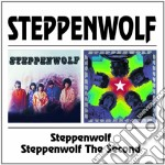 STEPPENWOLF/STEPPENWOLF THE SECOND cd musicale di STEPPENWOLF