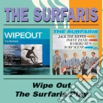 Surfaris - Wipeout cd musicale di THE SURFARIS