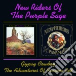 GYPSY COWBOY/THE ADVENTURES OF PANAM cd musicale di NEW RIDERS