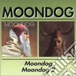 Moondog - Moondog / Moondog 2 cd musicale di MOONDOG