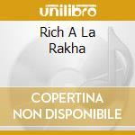 RICH A LA RAKHA cd musicale di BUDDY RICH & ALLA RA