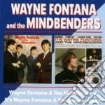 Wayne Fontana And The Mindbenders - Wayne Fontana And The Mindbenders / It's cd musicale di Wayne & the Fontana