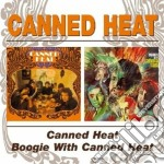 CANNED HEAT / BOOGIE WITH cd musicale di CANNED HEAT