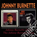 Johnny Burnette - Johnny Burnette Sings cd musicale di BURNETTE JOHNNY