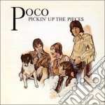 PICKIN' UP PIECES / POCO cd musicale di POCO