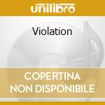 Violation cd musicale di Starz