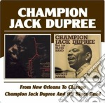 FROM NEW ORLEANS TO CHICAGO - AND HIS BLUES BAND cd musicale di DUPREE CHAMPION JACK