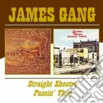 James Gang - Straight Shooter cd musicale di GANG JAMES