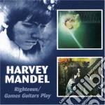 Harvey Mandel - Righteous cd musicale di MANDEL HARVEY