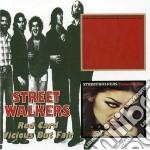RED CARD/VICIOUS BUT FAIR cd musicale di STREET WALKERS