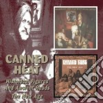 Canned Heat - Historical Figures & Ancient Heads cd musicale di CANNED HEAT