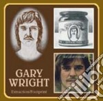 Gary Wright - Gary Wright's Extraction / Footprint cd musicale di WRIGHT GARY