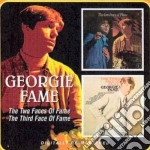 TWO FACES FAME/THIRD FACE cd musicale di FAME GEORGIE