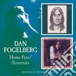 HOME FREE/SOUVENIRS cd musicale di FOGELBERG DAN