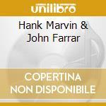 HANK MARVIN & JOHN FARRAR cd musicale di MARVIN/FARRAR