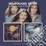 MAHOGANY RUSH IV/WORLD ANTHEM cd musicale di MAHOGANY RUSH