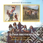 Allman Brothers Band - Reach For The Sky cd musicale di ALLMAN BROTHERS