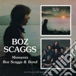 Moments/boz scaggs & b cd musicale di Boz Scaggs