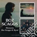 Boz Scaggs - Moments cd musicale di Boz Scaggs