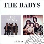 THE BABYS/BROKEN HEART cd musicale di BABYS THE