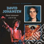 David Johansen - Live It Up cd musicale di JOHANSEN DAVID