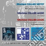 Graham Collier - Deep Dark/Portraits/Alter cd musicale di COLLIER GRAHAM