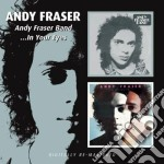 Andy Fraser Band - Andy Fraser Band cd musicale di FRASER ANDY