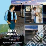 Waitin for the sun to cd musicale di Ricky Skaggs