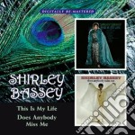 This is my life/does a cd musicale di Shirley Bassey