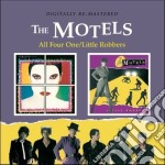 ALL FOUR ONE/LITTLE ROBB.                 cd musicale di THE MOTELS