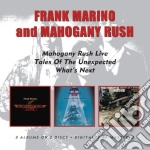 M.R.LIVE/TALES/WHAT'SNEXT                 cd musicale di MARINO FRANK & MAHOG