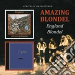 Amazing Blondel - England/blondel cd musicale di Blondel Amazing