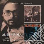 Splendido hotel cd musicale di Al Di meola