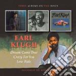 Dream come/crazy/low ride cd musicale di Earl Klugh