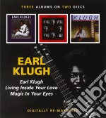 Same/living inside/magic cd musicale di Earl Klugh