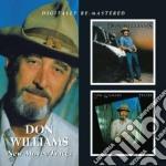 Traces / new moves cd musicale di Don Williams