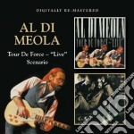 Tour de force/live cd musicale di Al Di meola