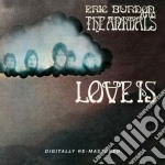 Love is cd musicale di Eric Burdon