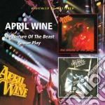 Nature of the beast/po cd musicale di Wine April