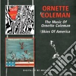 Music of/skies of amer cd musicale di Ornette Coleman