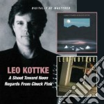A shout toward noon/regards from chuck cd musicale di Leo Kottke