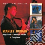 Magic touch/standards vol.1 cd musicale di Stanley Jordan