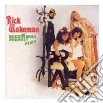 Rick Wakeman - Rock N' Roll Prophet...plus cd musicale di Rick Wakeman