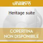 Heritage suite cd musicale di Rick Wakeman