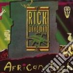 Rick Wakeman - African Bach cd musicale di Rick Wakeman