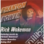 PHANTOM POWER cd musicale di WAKEMAN  RICK