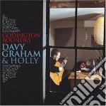 Godington boundry cd musicale di Davey & holl Graham