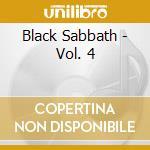 VOLUME 4 cd musicale di BLACK SABBATH