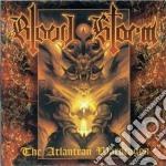 Bloodstorm - The Atlantean War Dragon cd musicale di Bloodstorm